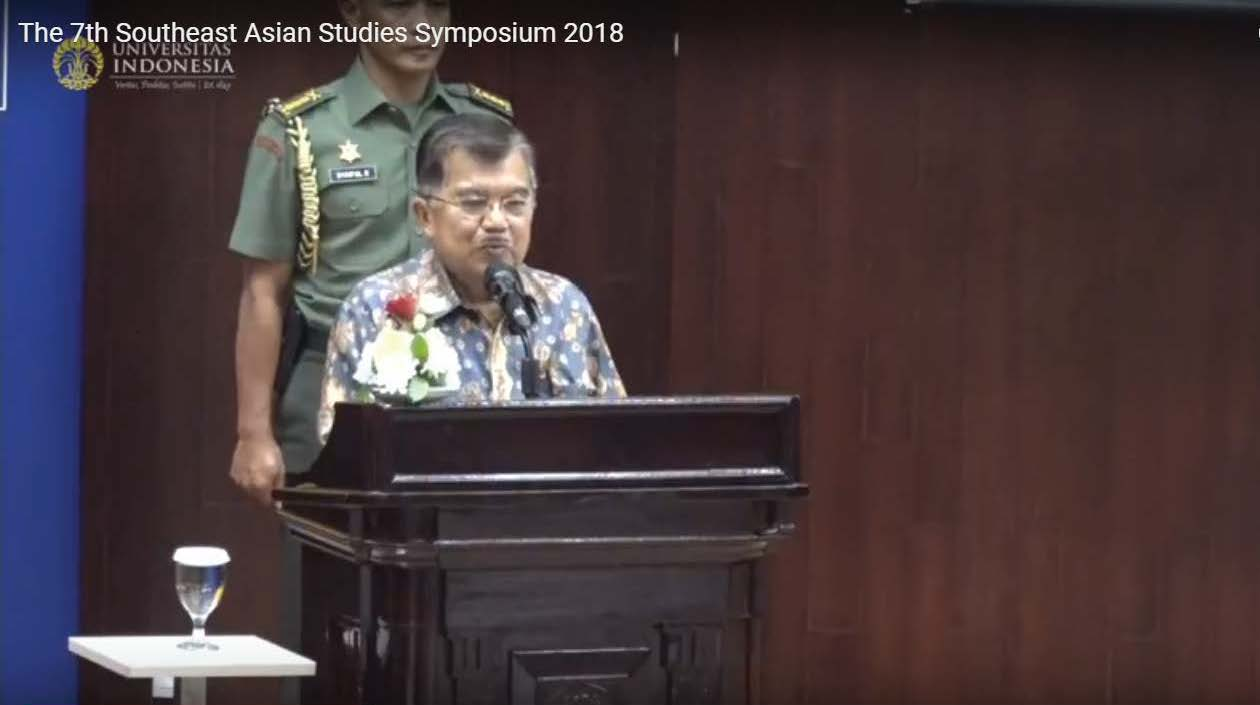 7th Southeast Asian Studies Symposium