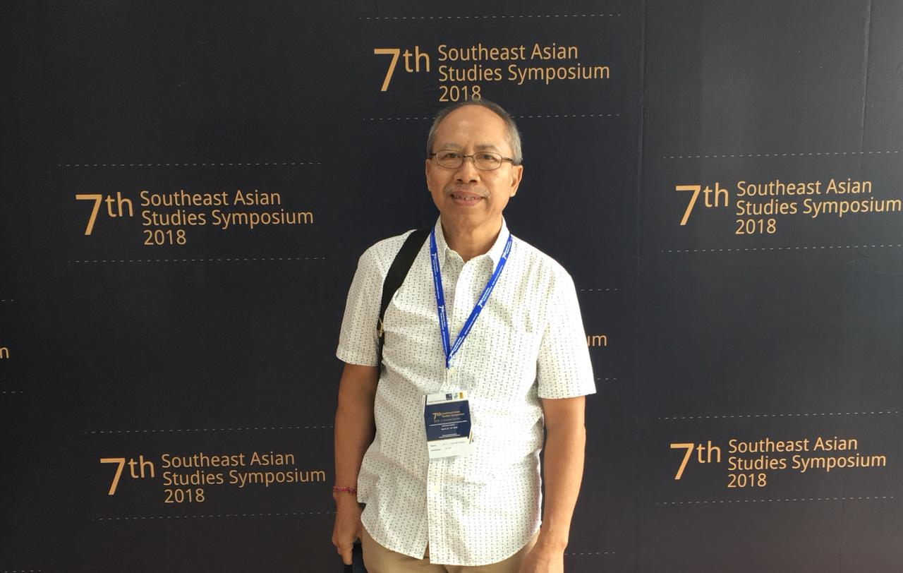 Koordinator S3 Lingkungan ikuti 7th Southeast Asian Studies Symposium 2018