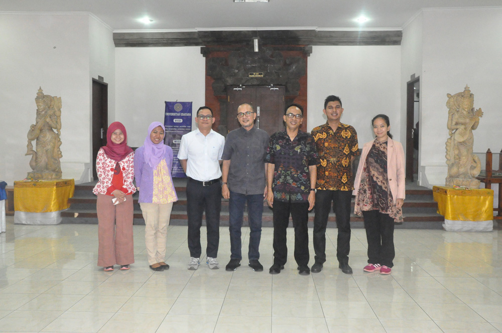 Monitoring dan Evaluasi Penyelenggaran Double Degree Program antara Program Studi Ilmu Lingkungan Universitas Udayana dengan Civil & Environmental Engineering Department, Yamaguchi University, Jepang
